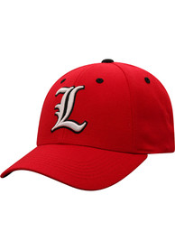Louisville Cardinals Top of the World Triple Conference Adjustable Hat - Red