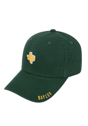 Top of the World Baylor Bears Mens Green S.O.M. Adjustable Hat