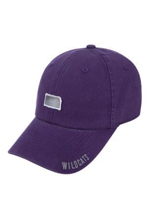 Top of the World K-State Wildcats Mens Purple S.O.M. Adjustable Hat