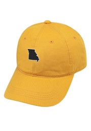 Top of the World Missouri Tigers Mens Gold S.O.M. Adjustable Hat
