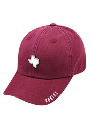 Top of the World Texas A&M Aggies Mens Maroon S.O.M. Adjustable Hat
