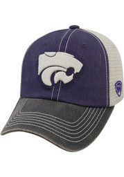Top of the World K-State Wildcats Mens Purple Offroad Adjustable Hat
