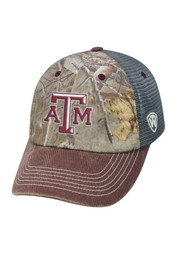 Top of the World Texas A&M Mens camo Dirty X Adjustable Hat