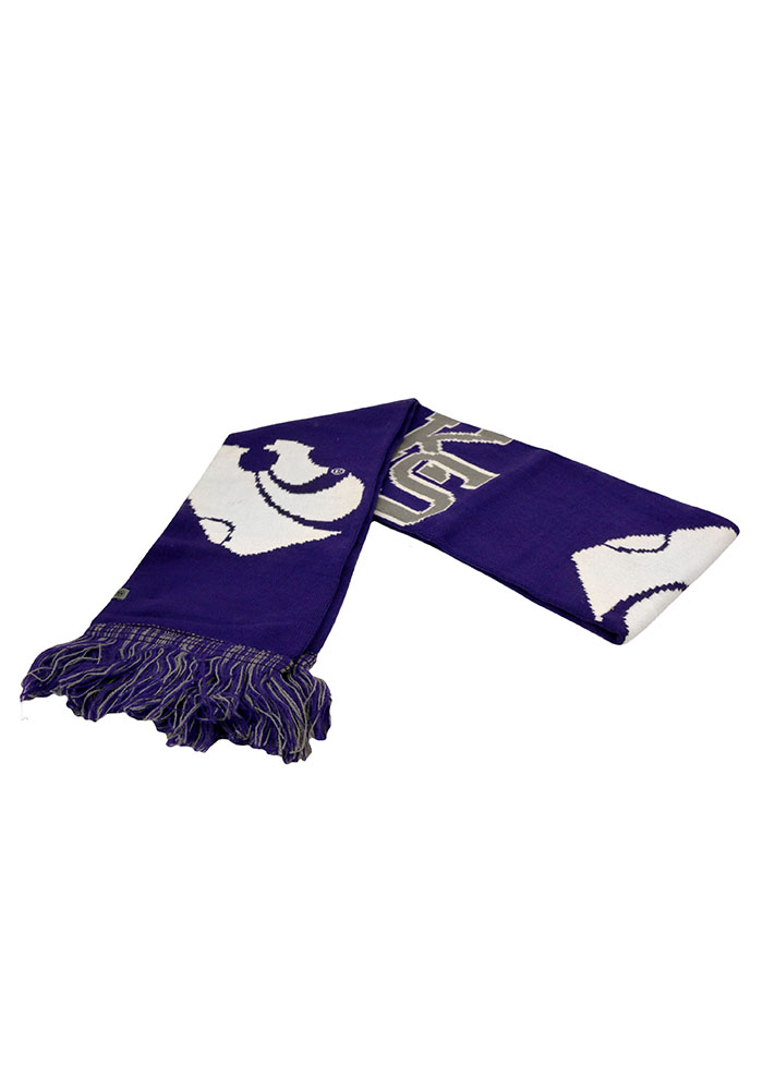 Top of the World K-State Wildcats Outflow Mens Scarf - Image 1