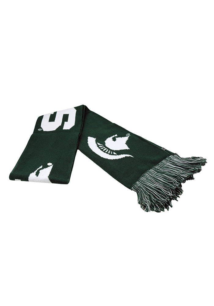 Top of the World Michigan State Spartans Outflow Mens Scarf - Image 1