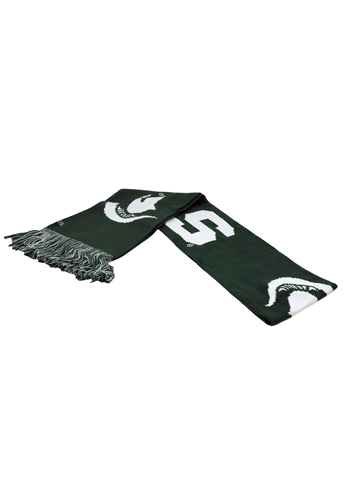 Top of the World Michigan State Spartans Outflow Mens Scarf - Image 2