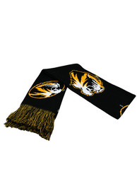 Missouri Tigers Top of the World Outflow Scarf - Black
