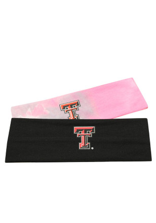 Top of the World Texas Tech Red Raiders Yoga 2-Pack Womens Headband