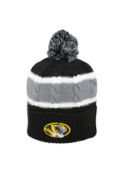 Top of the World Mizzou Tigers Black Windy Youth Knit Hat