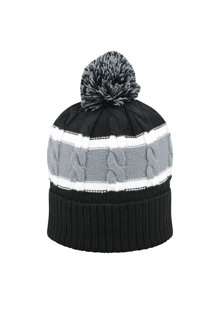 Top of the World Missouri Tigers Black Windy Youth Knit Hat - Image 2
