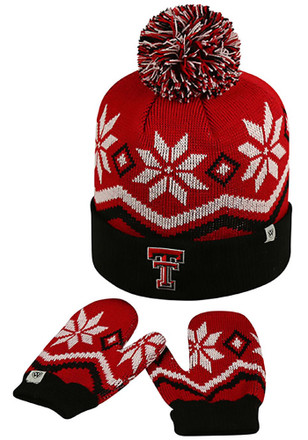 Top of the World Texas Tech Red Raiders Baby Mittens