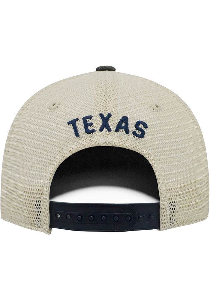 Top of the World Texas Mens Navy Blue Adjustable Hat - Image 2