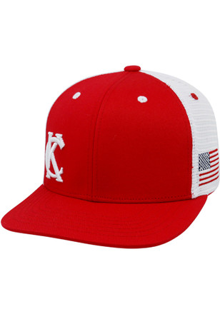 Top of the World Kansas City Red Ryder Snapback Hat
