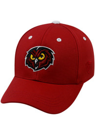 Temple Owls Maroon Rookie Youth Flex Hat