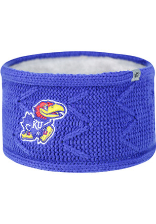 Top of the World Kansas Jayhawks Ziggyband Knit Womens Headband