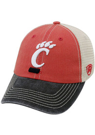 Cincinnati Bearcats Offroad Adjustable Hat - Black