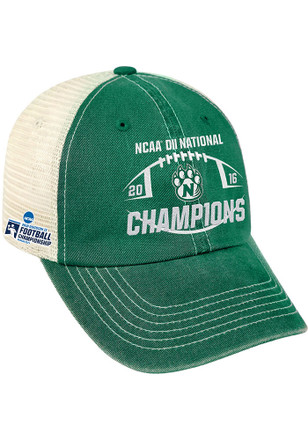 Top of the World Northwest Missouri State Bearcats Mens Green 2016 Adjustable Hat