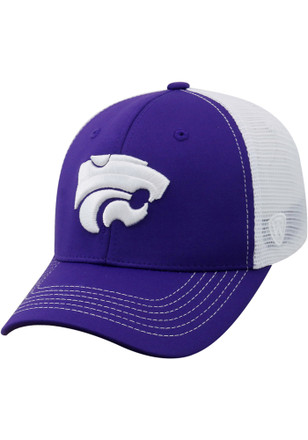 Top of the World K-State Wildcats Mens Purple Ranger Adjustable Hat