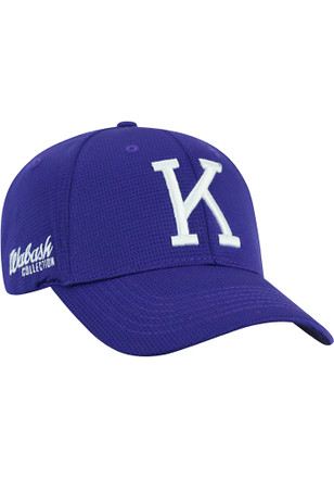 Top of the World K-State Wildcats Mens Purple So Clean Adjustable Hat