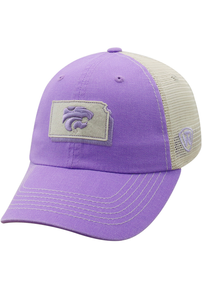 ... promo code for top of the world k state wildcats womens brown trek  adjustable hat cca00 f390c62b198e