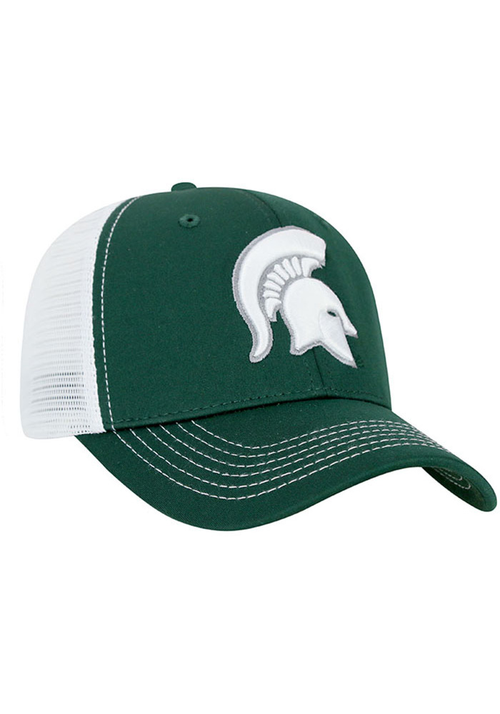 Top of the World Michigan State Spartans Ranger Adjustable Hat - Green - Image 2