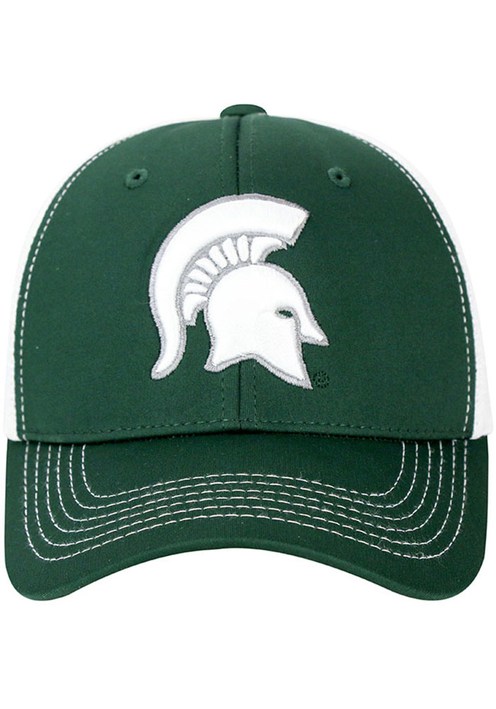 Top of the World Michigan State Spartans Ranger Adjustable Hat - Green - Image 3