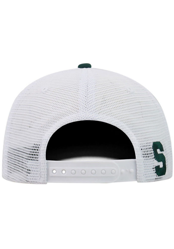 Top of the World Michigan State Spartans Ranger Adjustable Hat - Green - Image 4