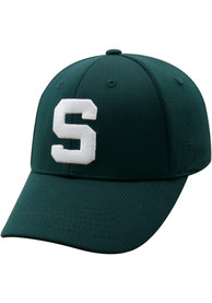 Michigan State Spartans Top of the World So Clean Adjustable Hat - Green