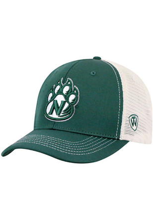 Top of the World Northwest Missouri State Bearcats Mens Green Ranger Adjustable Hat