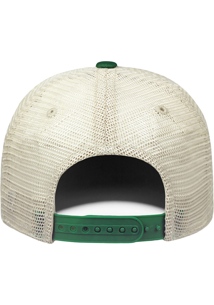 Top of the World TCU Horned Frogs St Pats Adjustable Hat - Kelly Green - Image 2