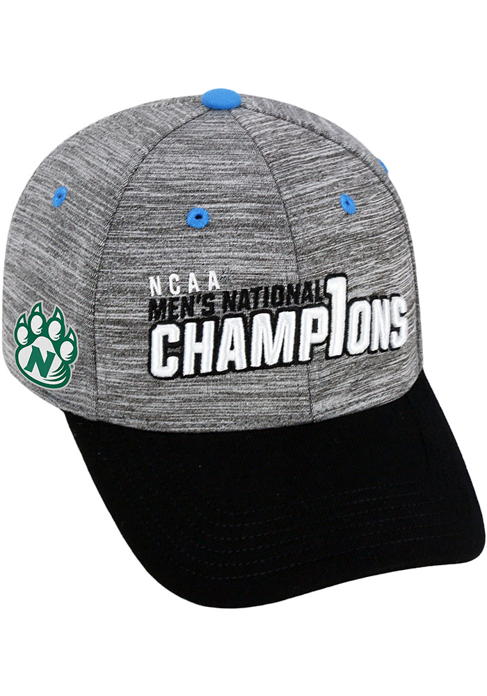 Top of the World Northwest Missouri State Bearcats 2017 Champ Adjustable Hat - Black - Image 1