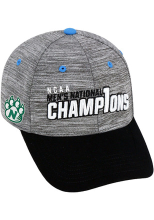 Top of the World Northwest Missouri State Bearcats Mens Black 2017 Champ Adjustable Hat