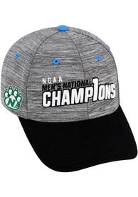 Northwest Missouri State Bearcats Top of the World 2017 Champ Adjustable Hat - Black