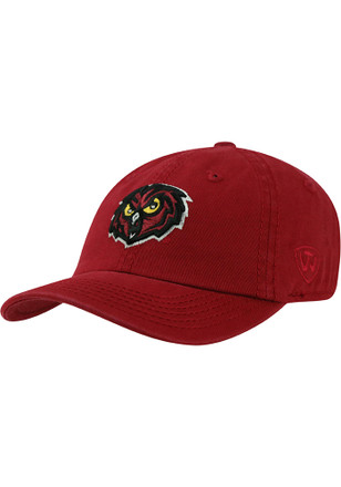 Top of the World Temple Owls Toddler Maroon Crew Toddler Hat