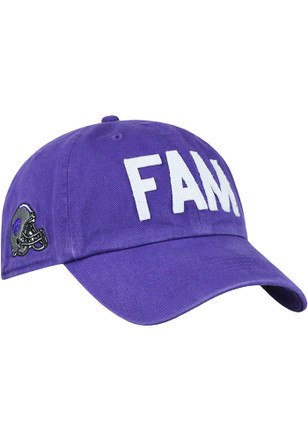 Top of the World K-State Wildcats Mens Purple FAM District Adjustable Hat