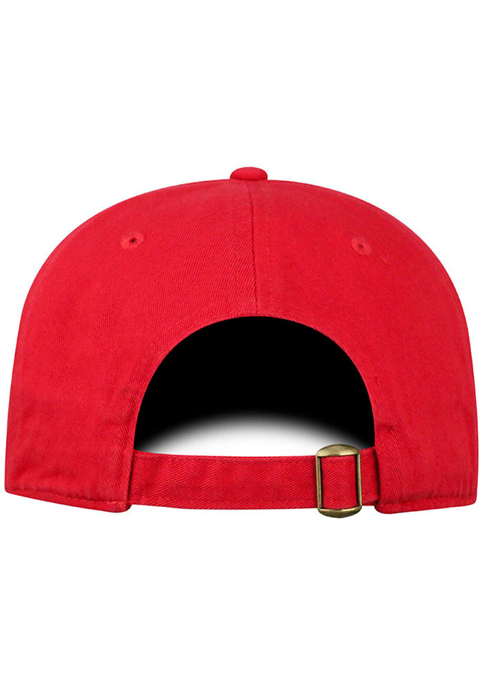 St Louis Mens Red District Adjustable Hat - Image 2