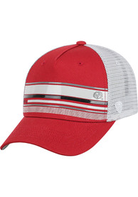 Temple Owls Top of the World Auggie Adjustable Hat - Maroon