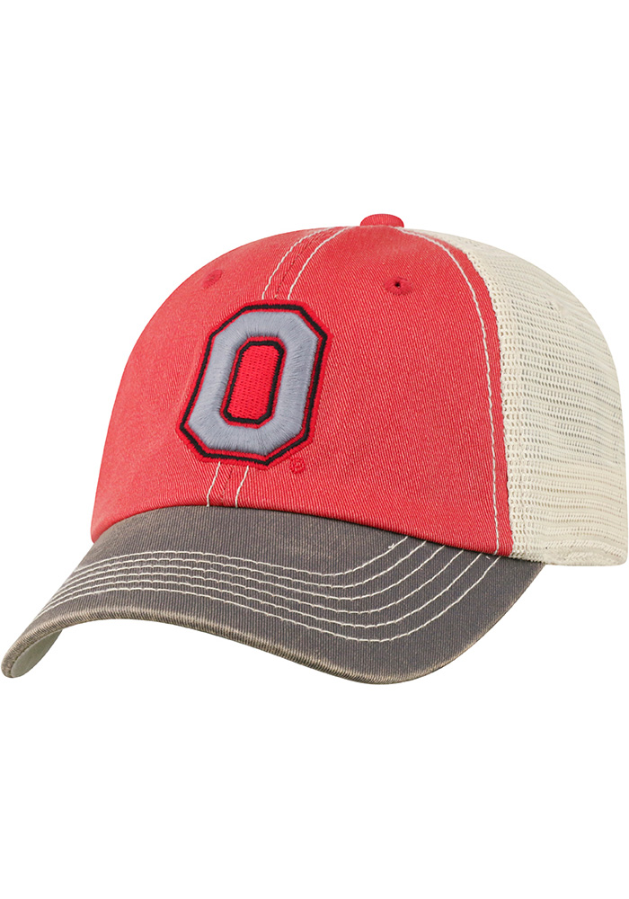 reputable site 0be0a 36ae5 Top of the World Ohio State Buckeyes Offroad Adjustable Hat - Red - Image 1