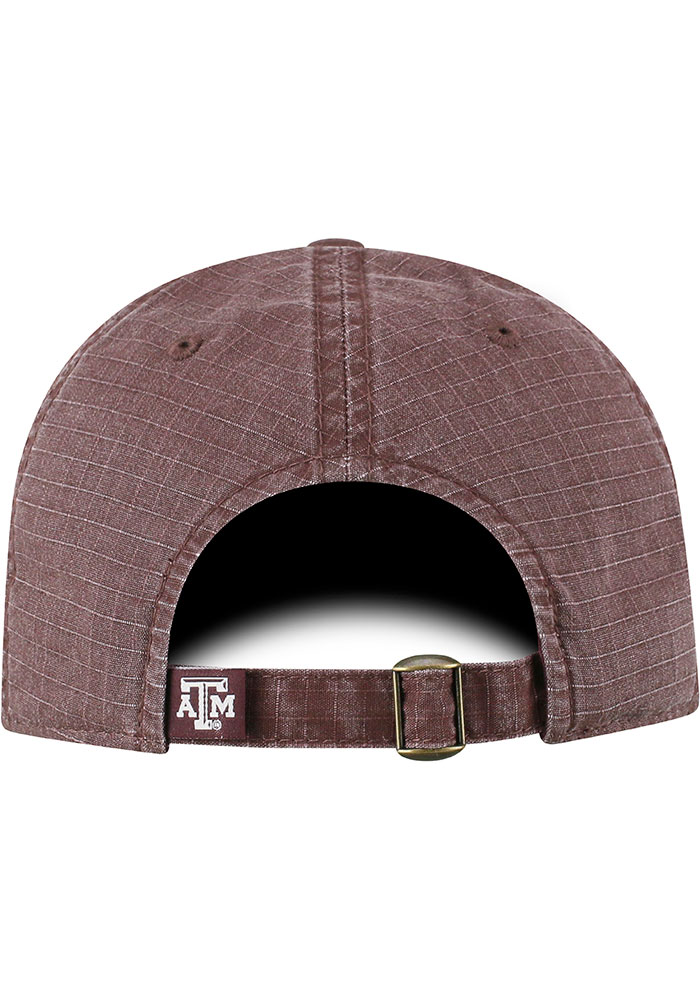 Top of the World Texas A&M Aggies Stateline Adjustable Hat - Maroon - Image 4