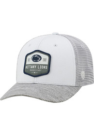 Penn State Nittany Lions Top of the World Hyjak Flex Hat - Grey