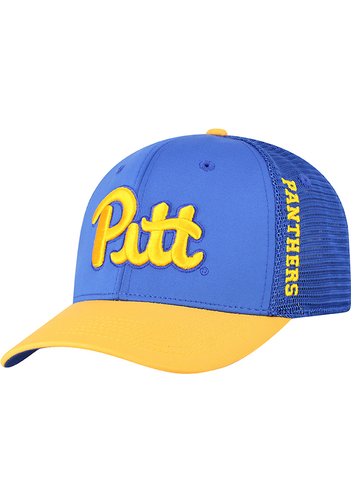 aad47d8828e Top of the World Pitt Panthers Blue Chatter Flex Hat