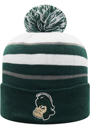 Michigan State Spartans Top of the World Skyview Knit - Green