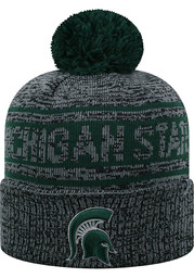 Michigan State Spartans Top of the World Sockit To Me Knit - Grey