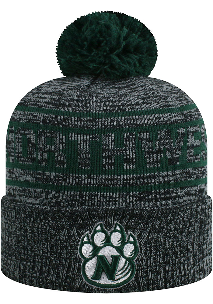Top of the World Northwest Missouri State Bearcats Grey Sockit To Me Knit  Hat e5df3db787e6