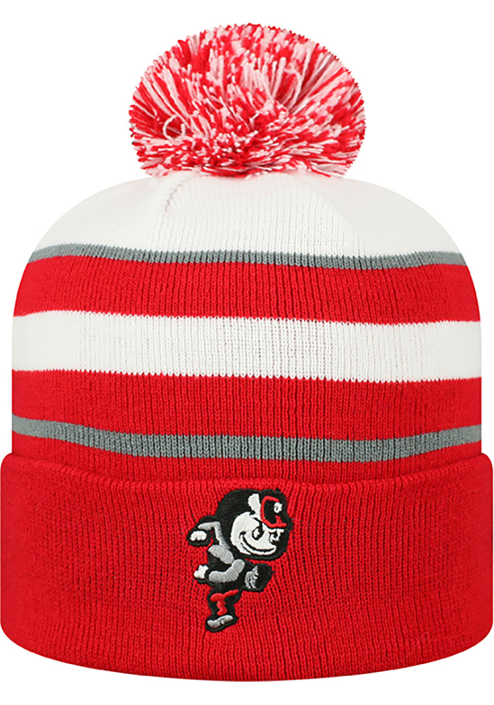 quality design 13a69 3fe30 ... ebay top of the world ohio state buckeyes red skyview knit hat 4f773  d9f27 purchase mens nike ...