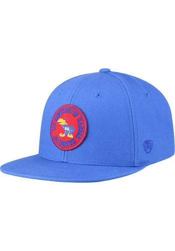 32051e047ef Shop Kansas Jayhawks Top of the World Snapback Hats