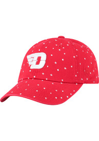Dayton Flyers Womens Top of the World Starlite Adjustable - Red