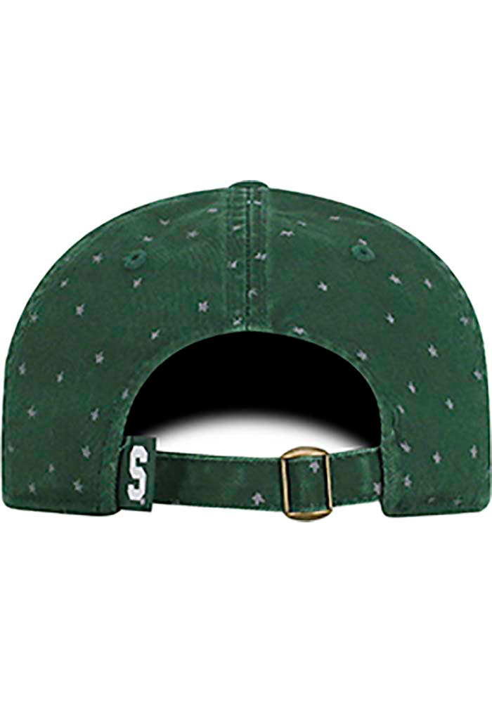 Top of the World Michigan State Spartans Green Starlite Womens Adjustable Hat - Image 4
