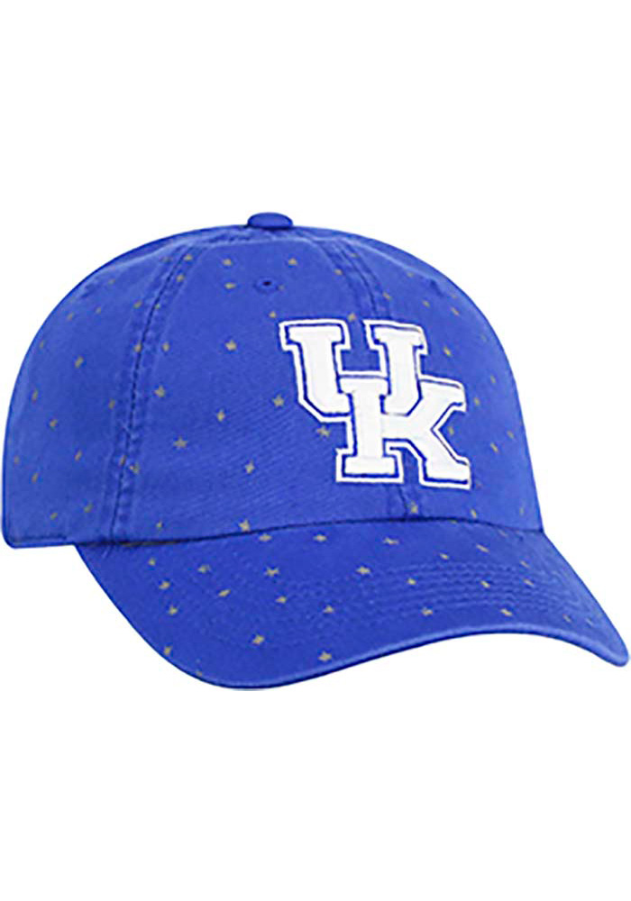 Top of the World Kentucky Wildcats Blue Starlite Womens Adjustable Hat - Image 2