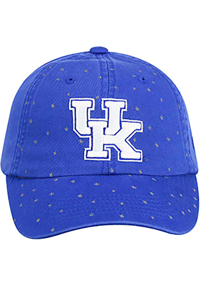 Top of the World Kentucky Wildcats Blue Starlite Womens Adjustable Hat - Image 3